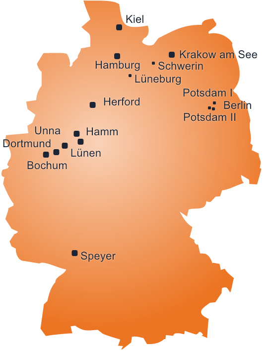 immoweb AG - Standorte